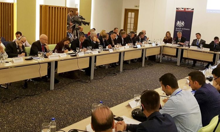 Ambassador's Remarks at the Kosovo Law Institute roundtable Thursday, October 27, 2016