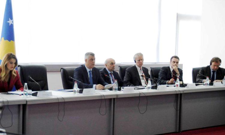 Ambassador's Remarks at the Anti-Corruption Council meeting, November 18, 2016