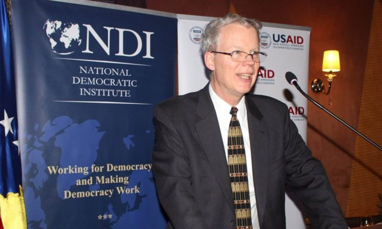 "Remarks at the NDI Reception: ""Tomorrow's Democratic Leadership"","