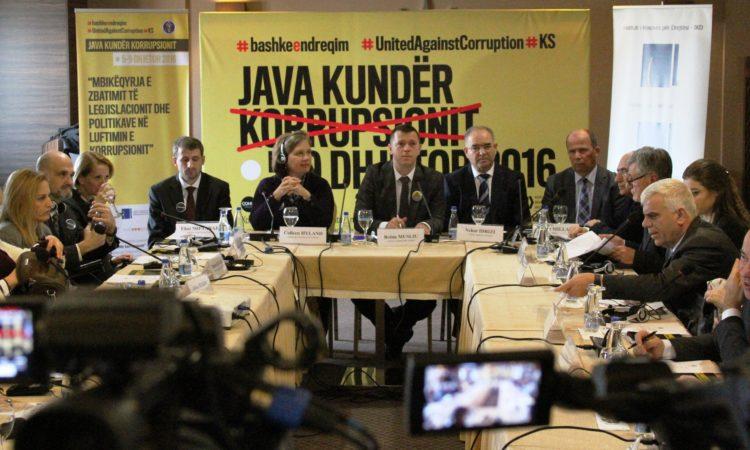 Napomene otpremnika poslova na okruglom stolu Kosovskog pravnog instituta, utorak, 5. decembar, 2016.
