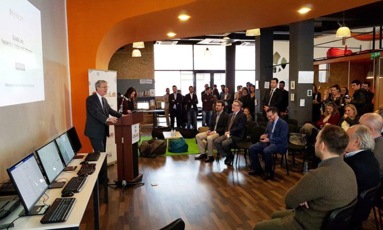 Ambassador Delawie's Remarks at the Launch of Internet Economy Development Partnership,