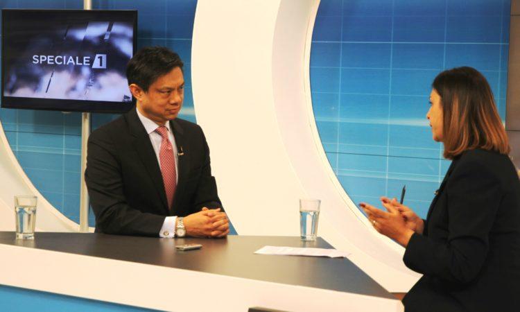 Intervista e Zëvendës-ndihmës së Sekretarit të Shtetit, z. Yee për RTK, 29 mars 2017