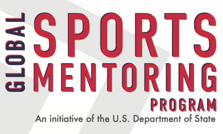 The U.S. Department of State and espnW Global Sports Mentoring Program (GSMP)