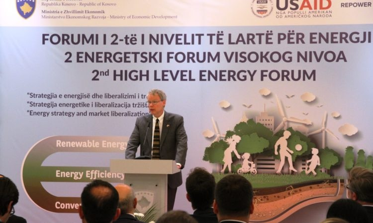 High Level Energy Forum
