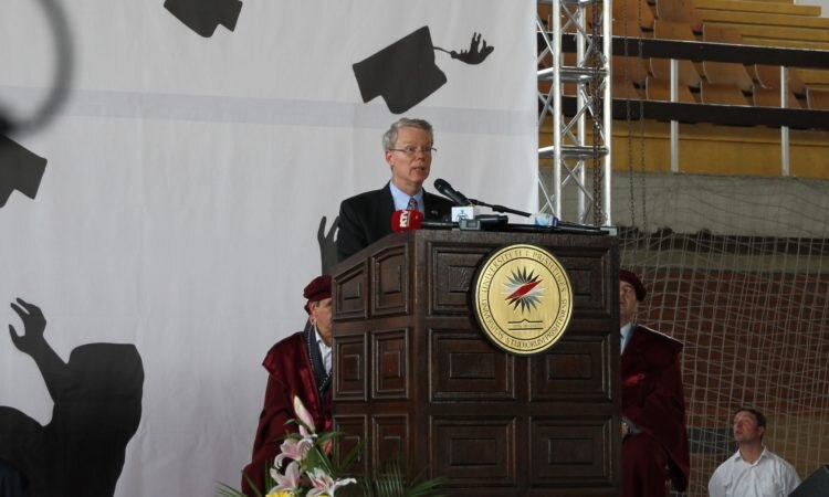 Remarks at University of Pristina Graduation June 2nd, 2017