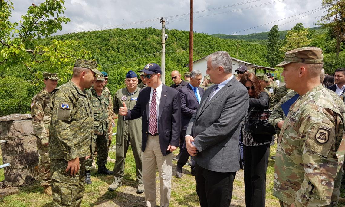 Ambassador Delawie\'s Statement for Eagle 6 Distinguished Visitors ...
