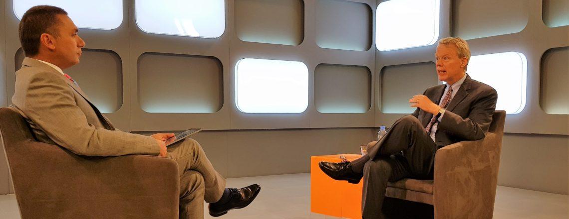Ambassador Delawie's Interview for Rubikon