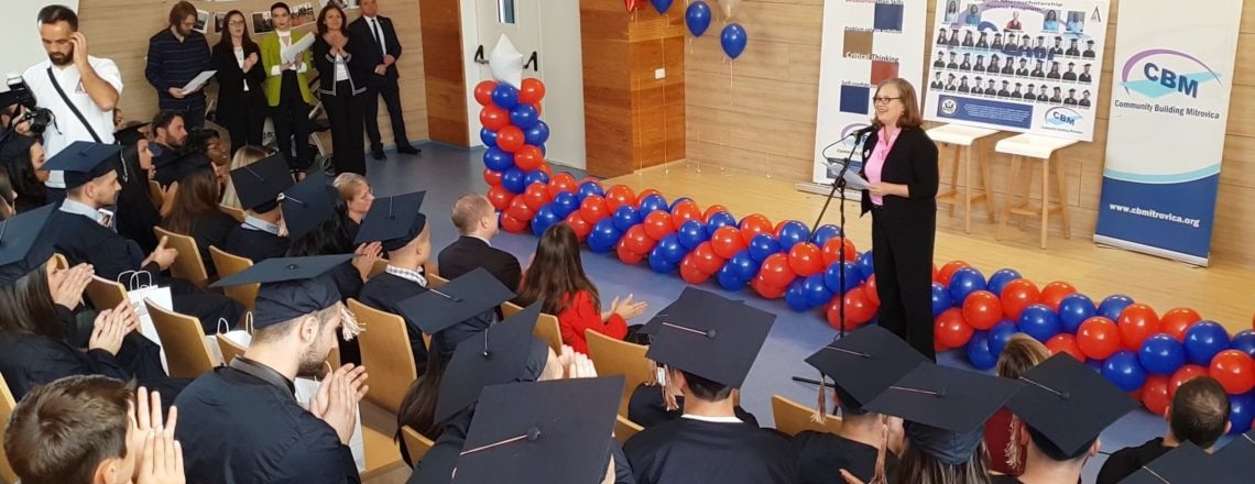 2018 English Access Mitrovica Graduation