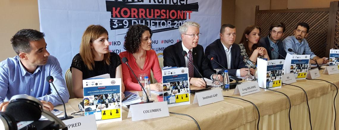 Šest meseci posle Sedmice borbe protiv korupcije 2017