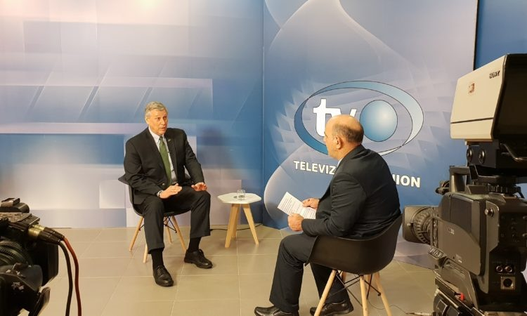Interview with TV Opinion