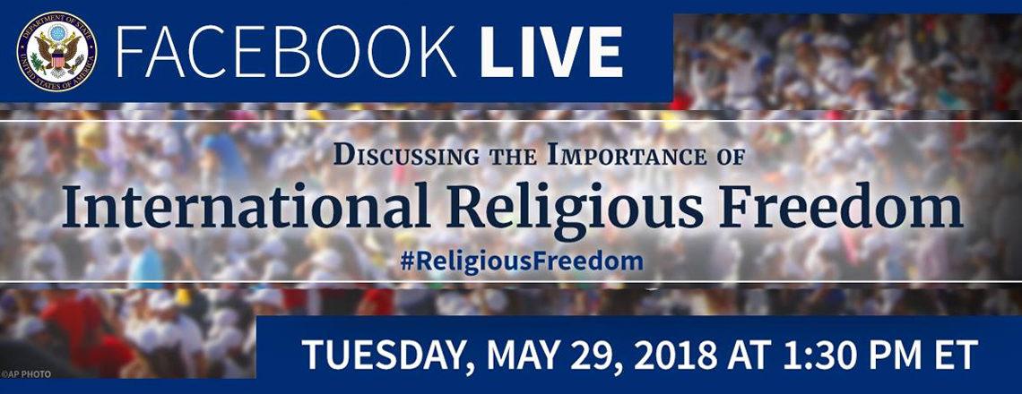 International Religious Freedom Report
