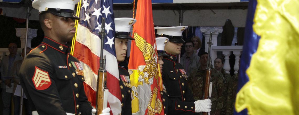 Obraćanje ambasadora Delavija na proslavi Dana nezavisnosti